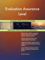 Evaluation Assurance Level Complete Self-Assessment Guide