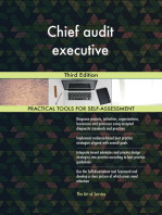 Chief audit executive Third Edition