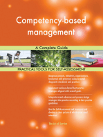 Competency-based management A Complete Guide