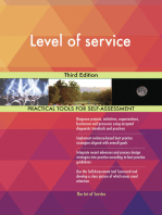 Level of service Third Edition