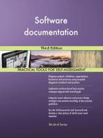 Software documentation Third Edition