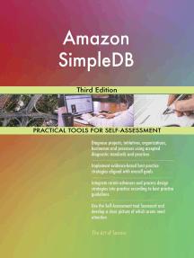 Amazon SimpleDB Third Edition