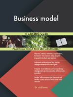 Business model A Complete Guide