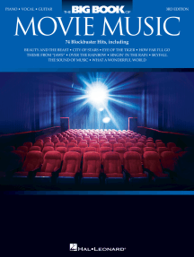 The Big Book of Movie Music - 3rd Edition