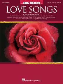 The Big Book of Love Songs - 3rd Edition