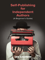 Self-Publishing for Independent Authors