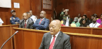 Former South African President Jacob Zuma Tells Crowd He's Innocent After Court Appearance On Corruption Charges