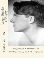 Rupert Brooke of Rugby