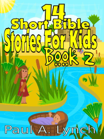 14 Short Bible Stories For Kids by Paul A. Lynch - Book ...