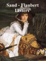 Sand - Flaubert Letters