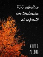 100 estrellas con tendencia al infinito