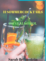 11 Sommercocktails