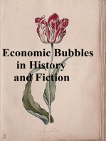 Economic Bubbles in History and Fiction