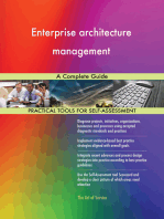 Enterprise architecture management A Complete Guide