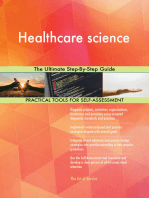 Healthcare science The Ultimate Step-By-Step Guide