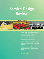 Service Design Review Third Edition