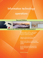 Information technology operations Second Edition