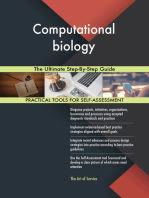 Computational biology The Ultimate Step-By-Step Guide