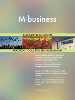 M-business Standard Requirements