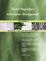 Global Regulatory Information Management Third Edition