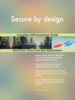 Secure by design Complete Self-Assessment Guide