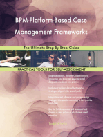 BPM-Platform-Based Case Management Frameworks The Ultimate Step-By-Step Guide