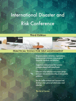 International Disaster and Risk Conference Third Edition
