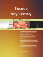 Facade engineering Standard Requirements
