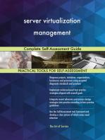 server virtualization management Complete Self-Assessment Guide