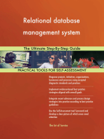 Relational database management system The Ultimate Step-By-Step Guide