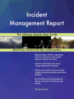 Incident Management Report The Ultimate Step-By-Step Guide