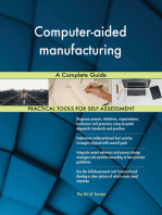 Computer-aided manufacturing A Complete Guide