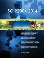 ISO 22004 2014 A Complete Guide