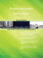 Business transaction performance Second Edition
