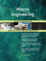 Macro-engineering Standard Requirements