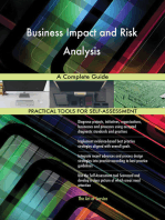 Business Impact and Risk Analysis A Complete Guide