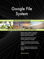 Google File System Standard Requirements