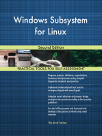 Windows Subsystem for Linux Second Edition