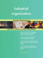Industrial organization Standard Requirements