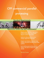 CPP commercial parallel processing Standard Requirements