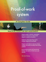 Proof-of-work system A Complete Guide