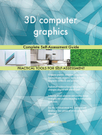 3D computer graphics Complete Self-Assessment Guide