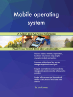 Mobile operating system A Clear and Concise Reference
