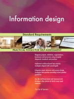 Information design Standard Requirements