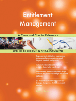 Entitlement Management A Clear and Concise Reference