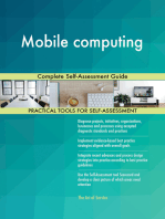Mobile computing Complete Self-Assessment Guide