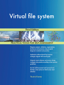 Virtual file system Third Edition