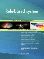 Rule-based system A Clear and Concise Reference