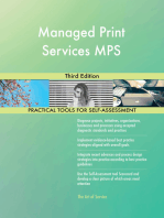 Managed Print Services MPS Third Edition