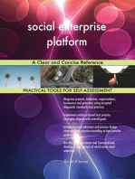 social enterprise platform A Clear and Concise Reference